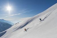 カナダ スキー