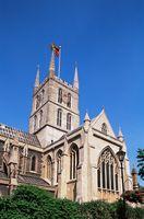 ロンドン サウスワーク大聖堂