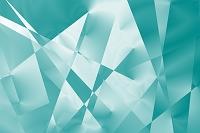 幾何学模様と光 CG