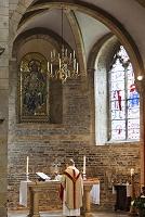 イギリス テュークスベリー修道院