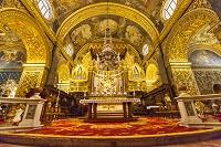 マルタ 聖ヨハネ大聖堂