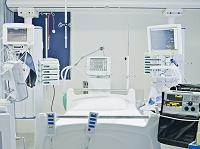 病院の医療機器