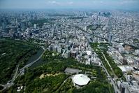 東京都 北の丸公園と日本武道館