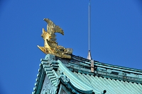 愛知県 名古屋城金鯱