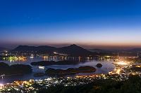 広島県 瀬戸内の夜景