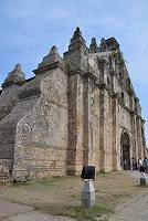フィリピン サン・オウガスチン教会 入り口