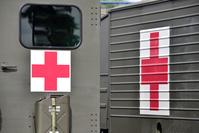 陸上自衛隊の救急車