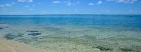 沖縄県 石垣島 明石の海 パノラマ