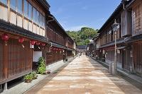 石川県 ひがし茶屋街
