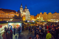 チェコ共和国 クリスマスマーケット