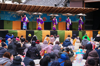 山形県 黒森歌舞伎