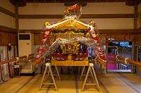 大阪府 枚岡神社 神輿