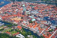 ドイツ シュレースヴィヒ=ホルシュタイン州 リューベック旧市街