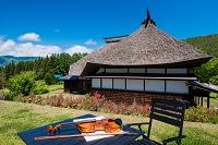 長野県 バイオリンと北竜湖資料館