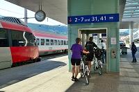 オーストリア インスブルック駅 OBB(オーストリア連邦鉄道)