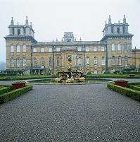 イギリス ブレナム宮殿