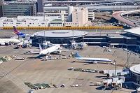 成田国際空港 第1旅客ターミナル スカイチームアライアンス