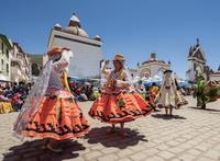 ボリビア  祭り