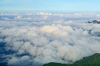 岐阜県 南岳から飛騨側の雲海