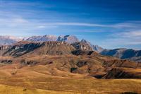 南アフリカ共和国 ドラケンスバーグ シャンパーニュ・キャッスル山