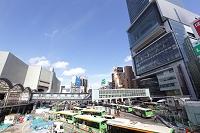 東京都 再開発中の渋谷駅東口