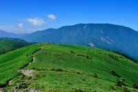 富士見平高原と恵那山