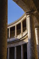 スペイン グラナダ アルハンブラ宮殿 カルロス5世宮殿