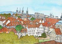 バンベルグの旧市街