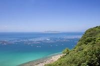 長崎県 黒島の串ノ浜岩脈