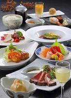 和食のコース料理