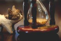 猫と砂時計