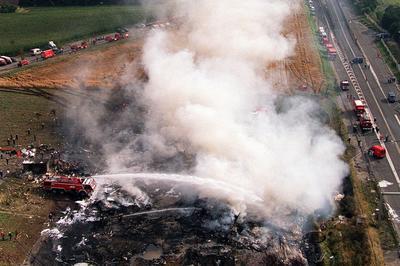 コンコルド墜落事故(2000年7月25日)