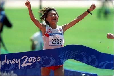 シドニーオリンピック(2000年9月15日~)