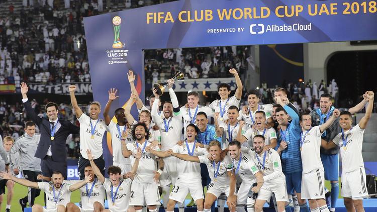 サッカー FIFAクラブワールドカップ