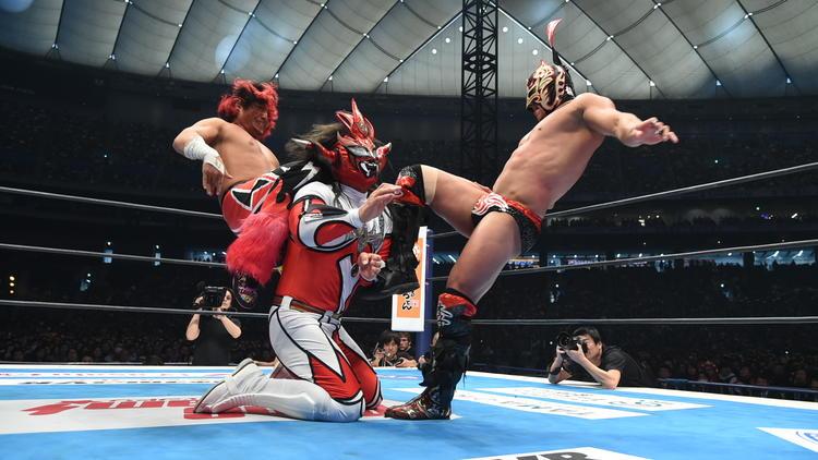 【特集】新日本プロレス(NJPW)オフィシャル写真