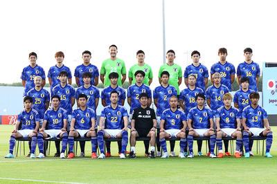 日本サッカー協会(JFA)オフィシャル写真