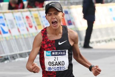 マラソン日本記録を更新・大迫傑の軌跡