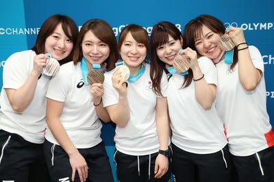 カーリング日本女子代表の軌跡