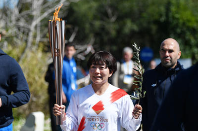 夏季オリンピック聖火リレー