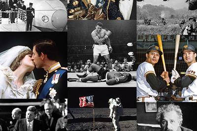 人気特集がリニューアル! 写真で振り返る日本・世界の歴史