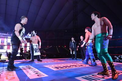 新日本プロレス(NJPW)オフィシャル写真