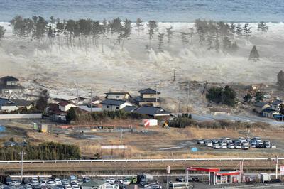 日本の震災