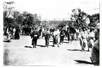 日比谷焼打事件(1905年9月)