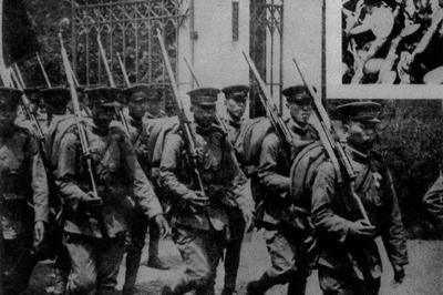 シベリア出兵(1918年)