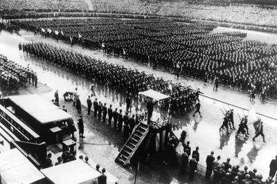 学徒出陣(1943年)