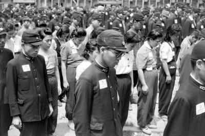 太平洋戦争終結(1945年8月)