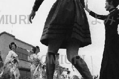 マキシ・ミニの流行(1970年代)