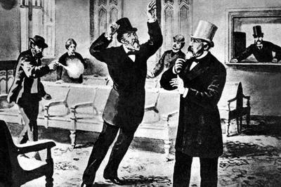 ガーフィールド大統領暗殺事件 (1881年7月)