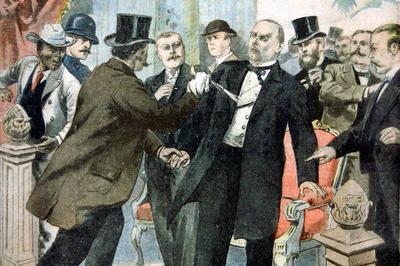 マッキンリー大統領 暗殺事件 (1901年9月)