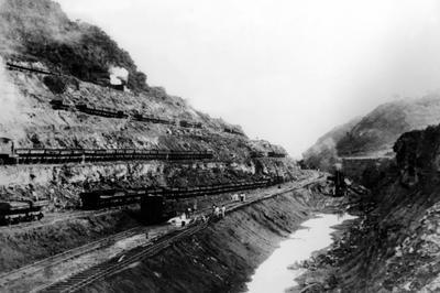 パナマ運河建設 (1904年)